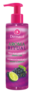 Aroma Ritual iquid soap grape and lime