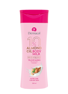 Almond Oil Nourishing Body Milk