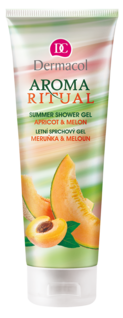 Aroma Ritual Summer Shower Gel Apricot & Melon